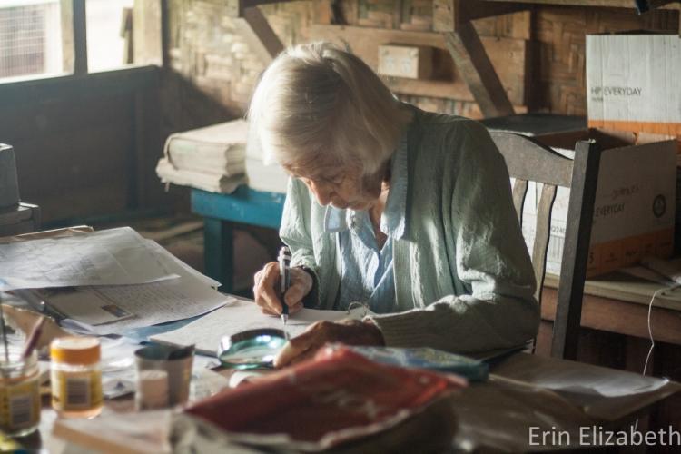 """Grandma"" Dr. Lin"