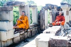 Monks in Siem Reap